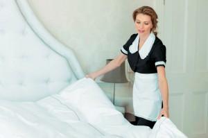 Υπάλληλοι ξενοδοχείων